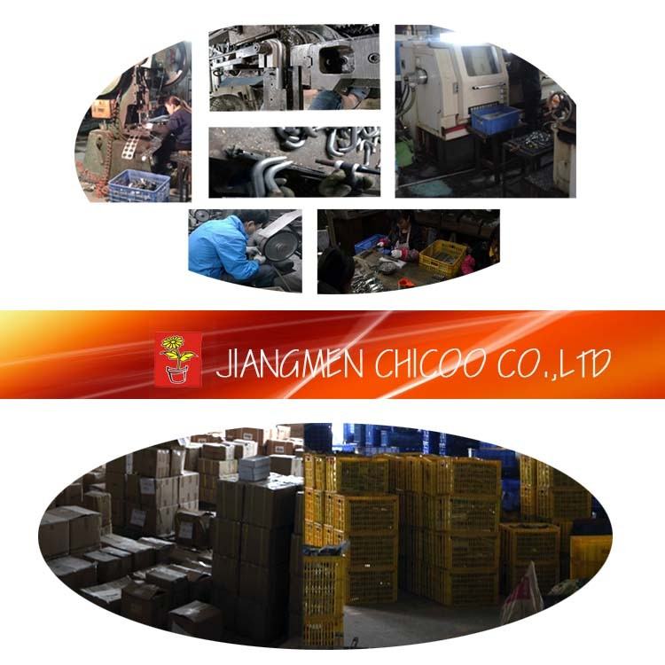 production process and warehouse